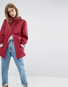 Непромокаемая куртка Rains - Красный