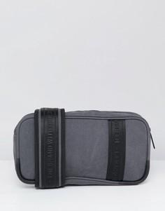 Серая сумка через плечо adidas Originals NMD CE2380 - Серый