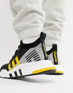 Черные кроссовки adidas Originals EQT Support Mid ADV CQ2999 - Черный