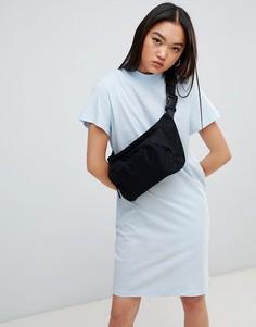 Платье с логотипом Cheap Monday - Синий