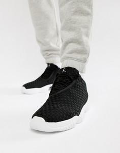 Черные низкие кроссовки Nike Air Jordan Future 718948-002 - Черный