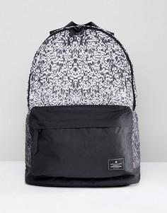 Рюкзак с принтом омбре ASOS DESIGN - Черный