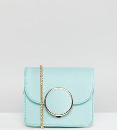 Структурированная сумка через плечо Glamorous - Зеленый
