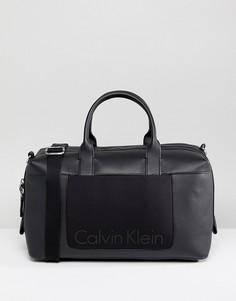 Сумка дафл Calvin Klein Millenial - Черный