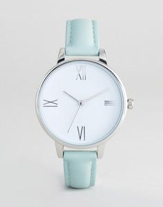 Часы мятного цвета ASOS DESIGN - Зеленый
