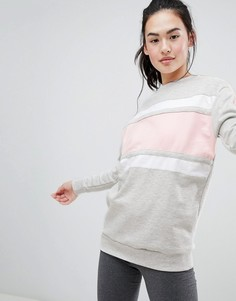 Длинный свитер BLFD - Серый Bellfield