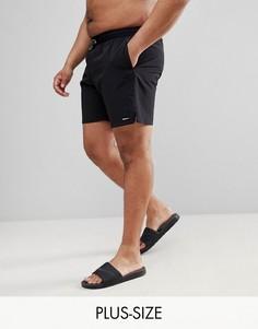Черные шорты для плавания North 56.4 - Черный