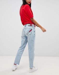 Джинсы в винтажном стиле Tommy Jean 90s Capsule 5.0 - Синий