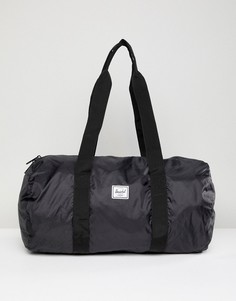 Складываемая сумка дафл Herschel Supply Co - 22 л - Черный