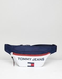 Сумка-кошелек на пояс в стиле 90-х Tommy Jeans Capsule 5.0 - Мульти