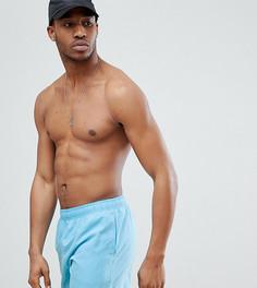 Синие короткие шорты для плавания Nike Exclusive Volley NESS8509-496 - Синий