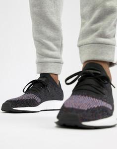 Черные кроссовки adidas Originals Swift Run Primeknit CQ2894 - Черный