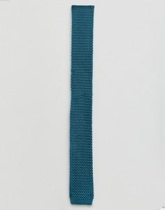 Шелковый галстук Farah - Зеленый