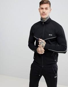Спортивная куртка BOSS - Черный