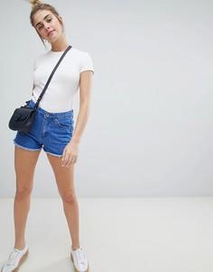 Джинсовые шорты Brave Soul Fraya - Синий