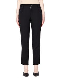 Прямые шерстяные брюки Yohji Yamamoto