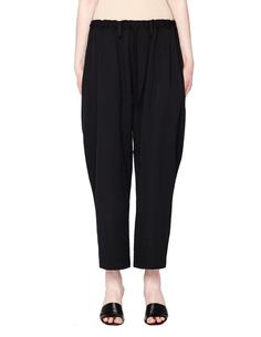 Зауженные шерстяные брюки Yohji Yamamoto