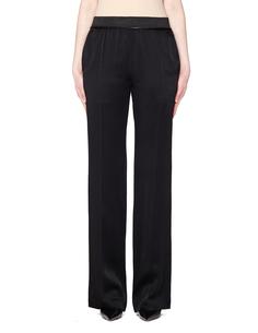 Черные брюки со стрелками Haider Ackermann
