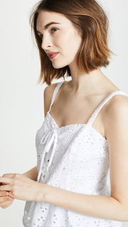 cupcakes and cashmere Beverli Corset Top