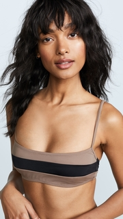 Solid & Striped The Brooke Bikini Top