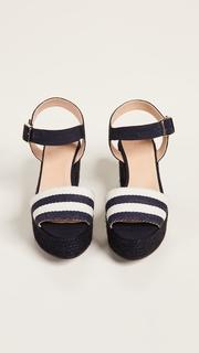 Castaner Yam Platform Sandals