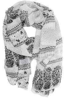 Палантин из модала и шелка Sophie Ramage