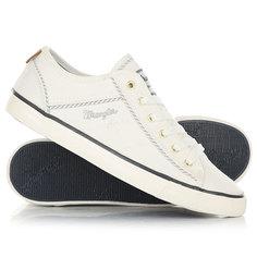 Кеды кроссовки низкие женские Wrangler Starry White