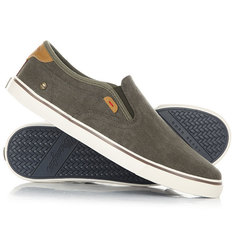 Слипоны Wrangler Mitos Slip On Military