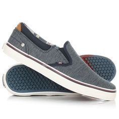 Слипоны Wrangler Legend Slip On Blue Japan