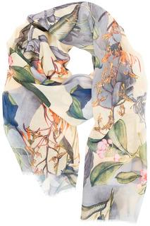 Палантин с цветочным принтом Labbra