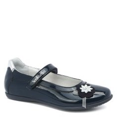 Туфли NERO GIARDINI JUNIOR P830010F темно-синий