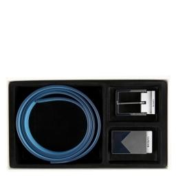 Ремень KENZO F555CE712 темно-синий
