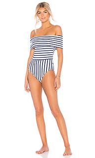 Слитный купальник the vera - Solid & Striped