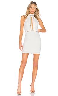 Облегающее мини-платье emma - by the way.