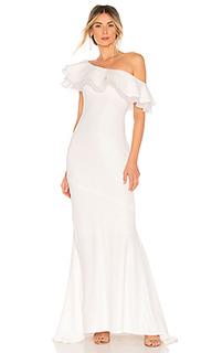 Вечернее платье lizette - RACHEL ZOE
