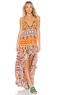 Платье tessellate - ROCOCO SAND
