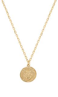 Ожерелье sacred heart shield - joolz by Martha Calvo
