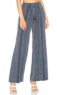 Широкие брюки iridissa - House of Harlow 1960