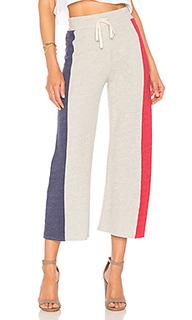 Свободные брюки colorblock - SUNDRY