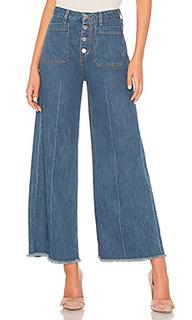 Широкие джинсы carmine - Elizabeth and James