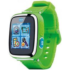 Детские наручные часы Kidizoom SmartWatch DX,  зеленые Vtech