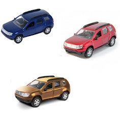 Коллекционная машинка Autotime Renault Duster, 1:38