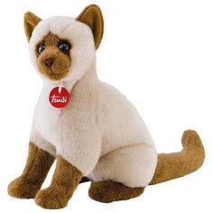 Мягкая игрушка Trudi Сиамская кошка Грета 31 см, сидячая