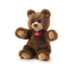 Мягкая игрушка Trudi Коричневый медведь Гедеон, 34 см