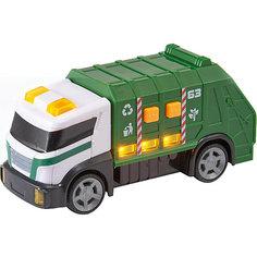 """Машинка HTI """"Roadsterz"""" Мусоровоз, 15 см"""