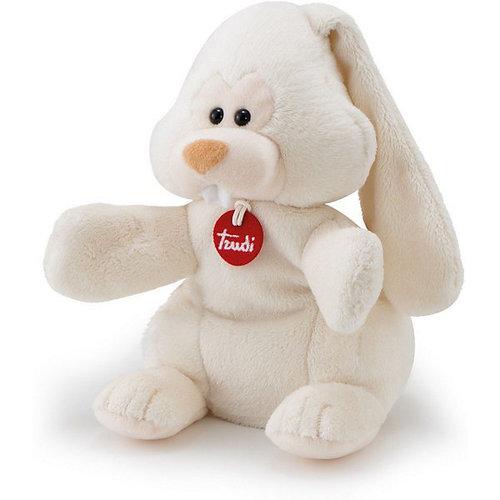 Мягкая игрушка на руку Trudi Заяц Вирджилио, 25 см