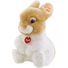 Мягкая игрушка Trudi Кролик Оливер 30 см, сидячая