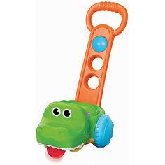 """Игрушка-каталка Bkids """"Крокодил с мячиками"""""""