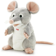 Мягкая игрушка на руку Trudi Мышка, 25 см