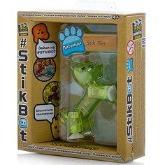 Фигурка питомца Собака, зеленая, Stikbot Zing